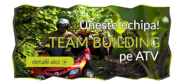 Team Building cu ATV