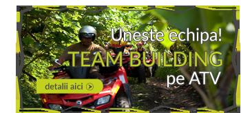 Team Building cu ATV