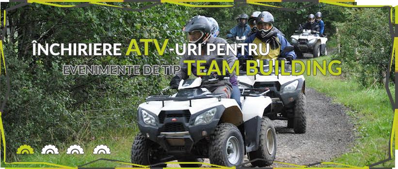 Inchiriere ATV Brasov