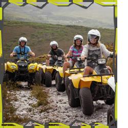 ATV Team Building